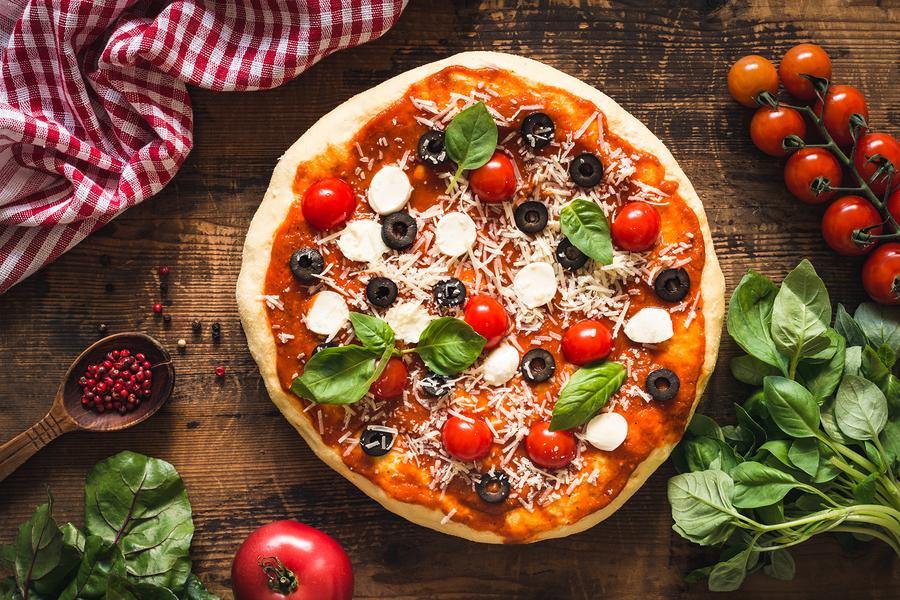 Pranzo Al Sacco Magro : Sì alla pizza anche se si è a dieta dietaonline