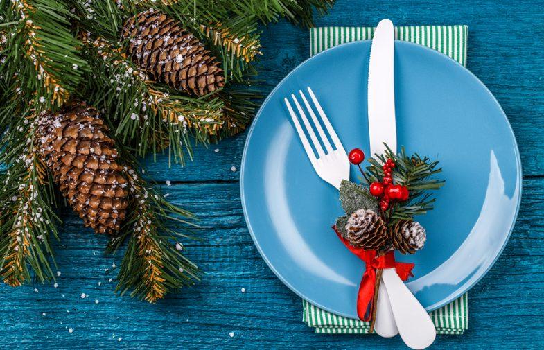 In forma durante le feste di Natale: i nostri consigli light