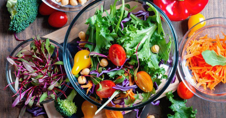 La Dieta dell'Insalata