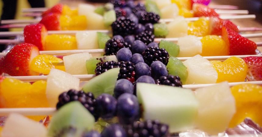 Il segreto per vivere a lungo e in salute? Mangiare a colori!
