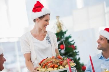 Come mantenere dieta e forma fisica durante le feste?