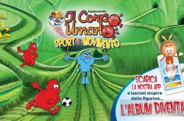 Esplorando il Corpo Umano: nuova raccolta sullo sport per bambini