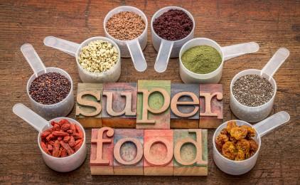 4 Supereroi per migliorare la nostra salute