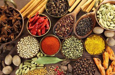 Spezie: il sapore aromatico dell'Oriente