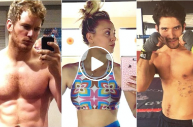Vip in palestra: come si allenano le star? [VIDEO]