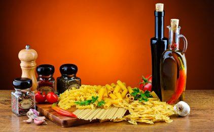 Spezie e condimenti nella dieta sportiva