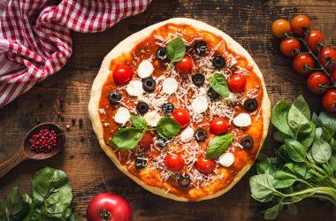 Sì alla pizza, anche se si è a dieta