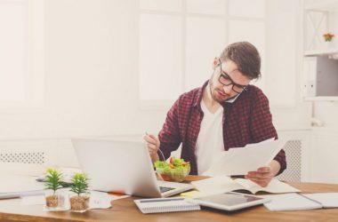 Pranzare in ufficio e mantenere sane abitudini? Si può.