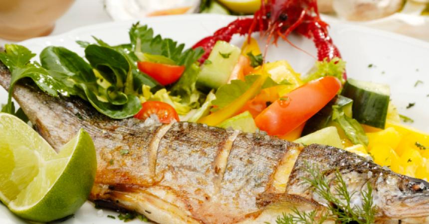 pesce consigliato per dieta