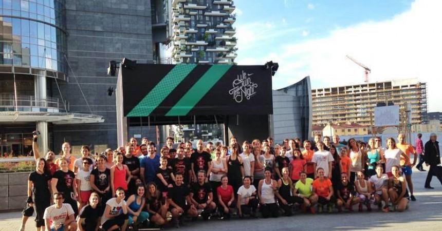 """#allenaticonred: 2nd Training """"RunLovers""""- Un sessione di running in compagnia con i Red Snakes Milano"""