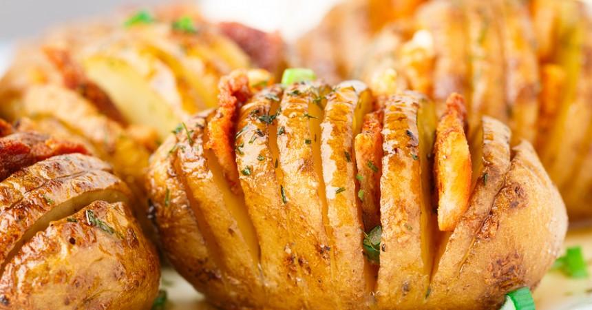 Cruda, arrosto oppur lessata, benedetta la patata #chiaMELA