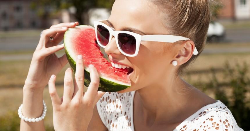 Ci sono mille modi per chiamare il frutto regina dell'estate! #chiaMELA