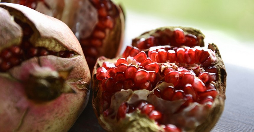 Il melograno e le sue proprietà nutrizionali