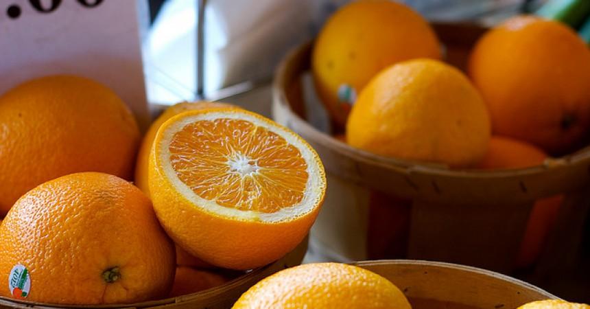 L'arancia: un viaggio tra i sensi