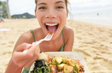 FERIE! Cosa mangiare in spiaggia?