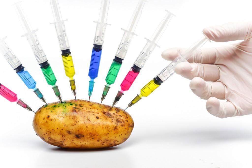 Prodotti chimici nel cibo