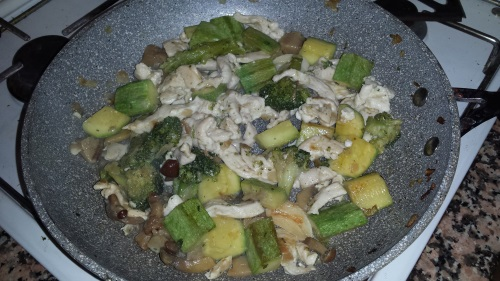 cucinare sano