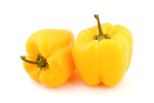 Fresh peppers vegetable