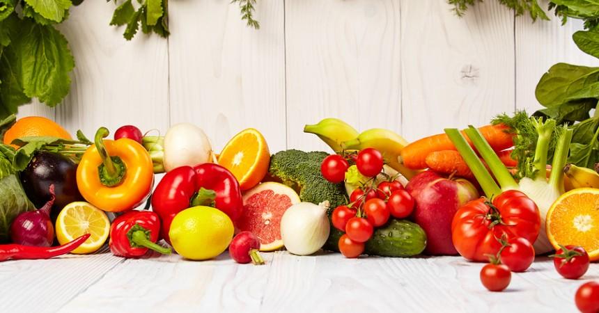Mangiare bene scegliendo il colore giusto