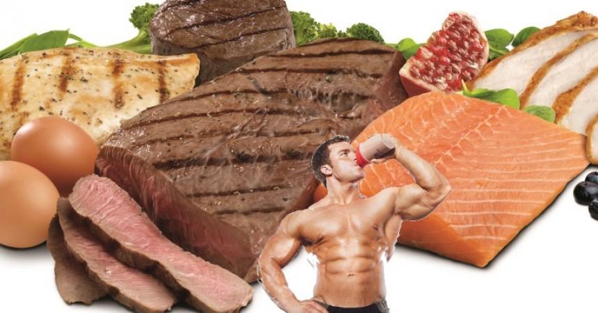 Eccesso di proteine – il più amato nelle palestre
