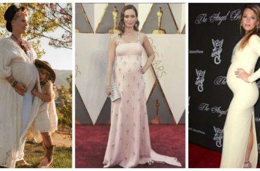 Le star che hanno perso molto peso dopo la gravidanza